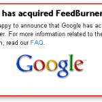 Google acquista feedburner